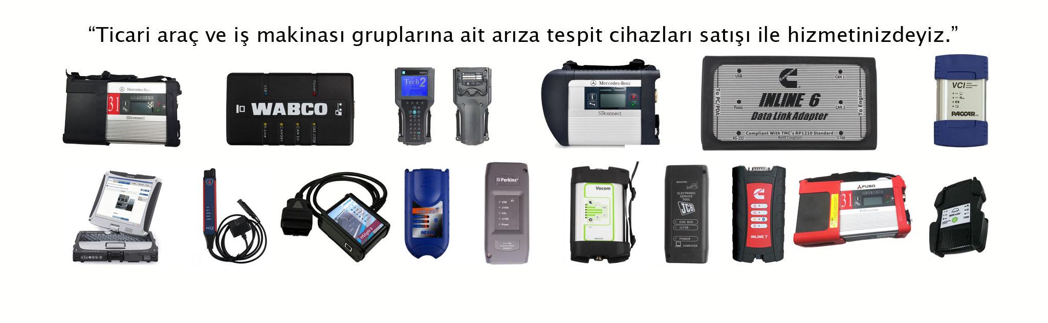 arıza tespit cihazları